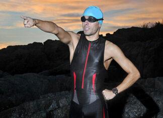 Profesjonalne stroje męskie do triathlonu