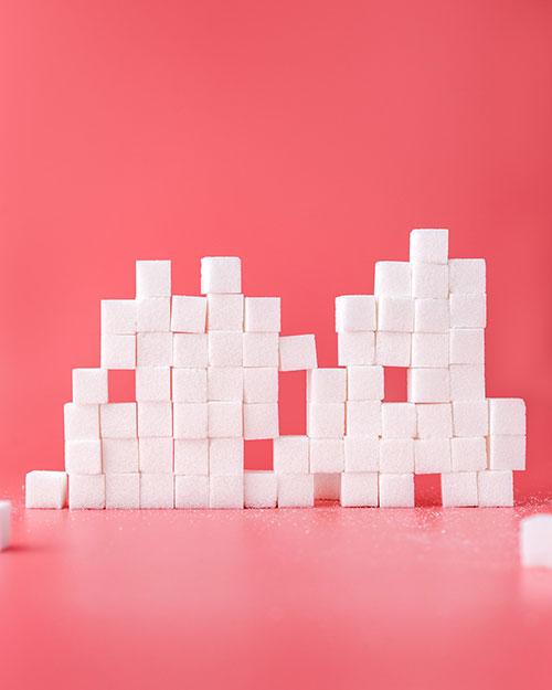 cukier biały