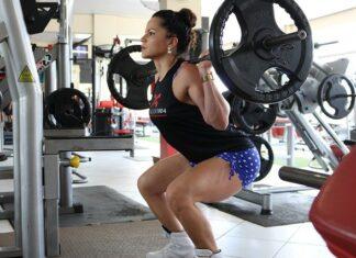 Kreatyna wspomaga ćwiczenia siłowe