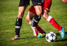 strój piłkarski